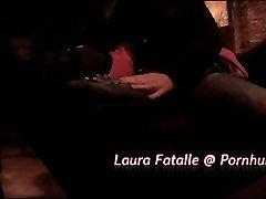 Risky public german redhead wild cherry masturbation Vol 1 - Laura Fatalle