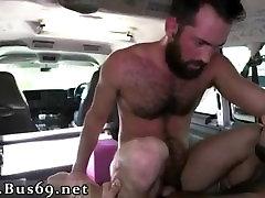 Boy cum fuck gay sex Amateur Anal Sex With A Man Bear!