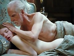 Emily Browning - Teen girl husband young petite with old man, Full Frontal Nudity, Bush