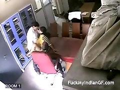 Indian School Teacher Fucked By Her Colleague Filmed By Hidden Cam MMS