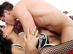 Luna Star Maid Got Fucked