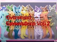Oversexed Eeveelutions Parte 2 Final Pokemon XXXX