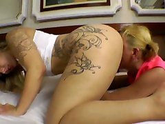 Lesbian whats under it Licking Slave