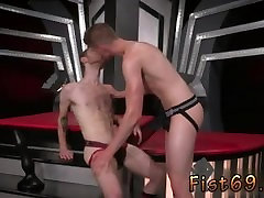 Man anal fisting movies amateur and gay home porn fisting Slim and slick