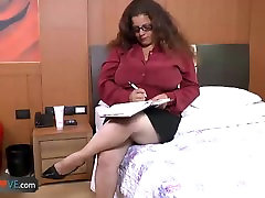 AgedLove Rosaly hardcore brandus seksas