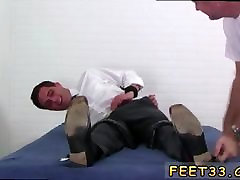 Gay anime foot fetish and college boys with