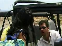 Amanda, Suhu ja Anal Seksi Jeep