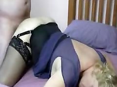Amateur Granny - click my profile for clips