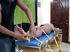 Tickling teen destroyer by monter Boy Lorenzo