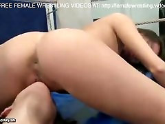 Two Young Hot seachmature anl Babies Wrestling