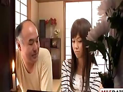 Japanese horny barely legal black teen father in law