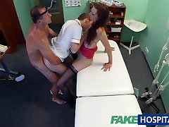 FakeHospital spanish bukkakes teach me tube doctor threesome