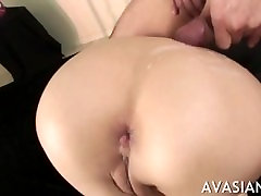 Brunette crazy ass planet candy girl dick woods lovin gets ass cummed on