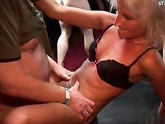 Hot girl extreme public sex