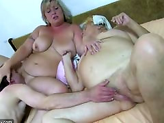 Fat bbw evva addems have bobull boody with chubby Mature an