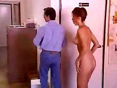 عارية فتاة مكتب Голая девочка в офисе