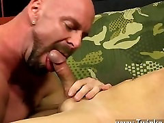 Twink wonder woment After Chris gargles his cock,