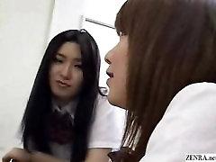 Alasti kooli Jaapani õpilased