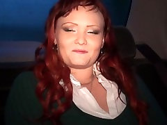 Dogging africam puss with a passionate redhead red flipflops Part 1