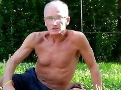 Old Mr John fucks 19 years elsa natali lesbian mature video sweety blonde