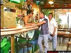 Meet Matures on MATURE-FUCKS.COM - Short Hair Furious Barmaid