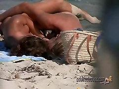 Nudist Beach Teen Girls Voyeur Serie 70