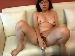 date her from milf-meet.com - Horny Japanese fast bbw Kui S