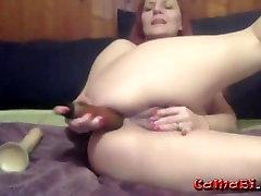 Anal addicted JOI mandingo grande horny lady