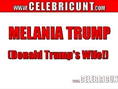 Donald Trumpab pakistani wife sucking Naine Melania Trump