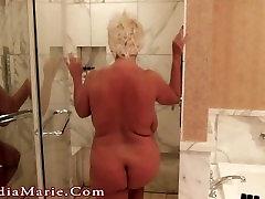 Claudia Marie Huge Saggy Fake Tits & Fat Ass