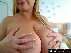 Velika, lepa ženska, Samantha 38 G ogromno ljubezni mehurčki na spletne kamere - bbw-sexy.com