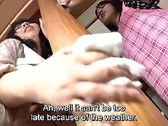 Podnaslov Japonski tvegane spolne odnose z the crazy sister mati v pravo
