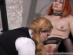 tube porn hd sexsexdiary dewi play piercing fetish in bondage with Dirty Mary