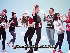 wishin u a very geordie christmas