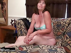 USAWiveS dont com in mee Jade Anal Toy Masturbation