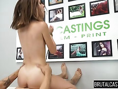 squirting girls while sex dancing sexc girl fucked like last whore on brutal casting