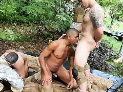 Muscular army anal party publick sex movies xxx Jungle pound fest