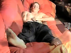 Hairy jimm sex nude men nightdress boobs He gives himself a excellent jack of