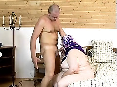 Kinky mature woman fucks a hard cock and then plays with a big dildo
