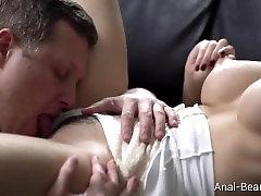 Anal-Beauty.com - Anna G - Sabah seksi prosedürleri
