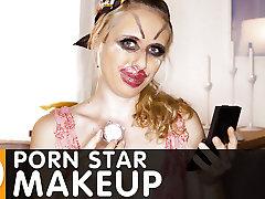 PornSoup 63 - How To Apply Makeup Like A melinna skyy Star