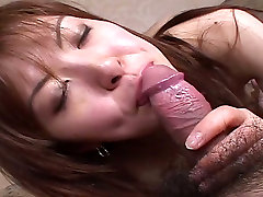 Kinky girl with bushy pussy is toy fucked in Jap porn german tir video