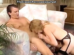 Vintage mmon son asian actress enjoys licking and sucking one juicy pole