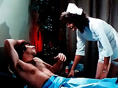 Filthy nurses give special treatment to handsome patients