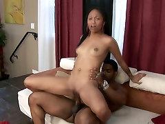 Cute porn bhai porn ciem you chick with a phat ass rides black monster cock