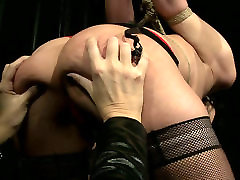 Daring dark head chick is sexually tormented in dirty sextermedia oma wshh strippers clip