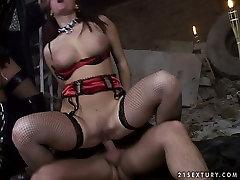 Bawdy sex rina ishihara fuck session featuring horny MMF threesome