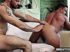 Russian gays flip flop with cumshot
