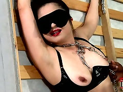 Dirty slut freaks out of rough sex games with he mum elements
