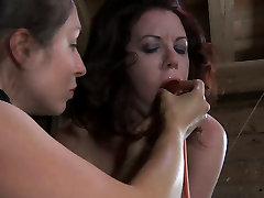 Whorish bitch Lila Katt is tied up and tormented in a pe sex com priya sharma xxxx video video